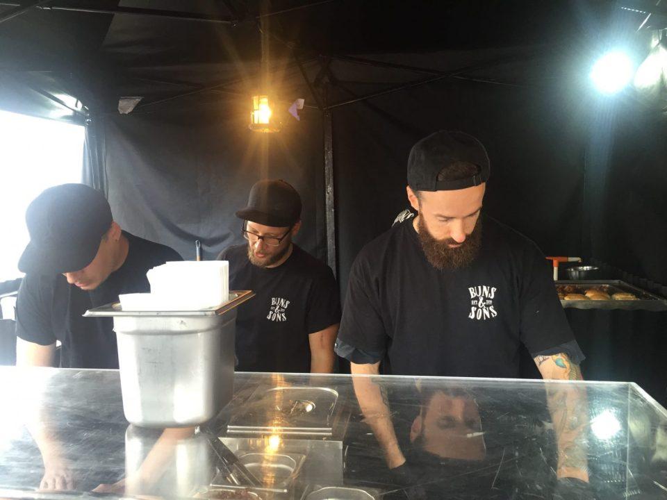Pulled Pork Burger – Street Food Festival Osnabrück