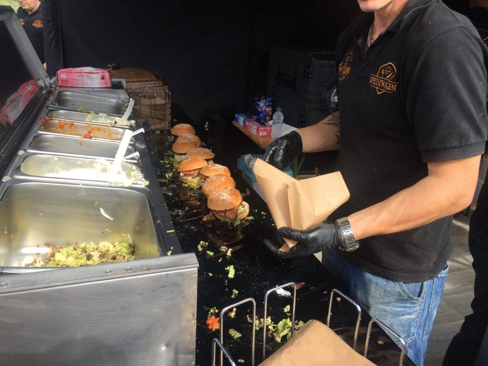 Bacon Bomb Burger – Street Food Festival Osnabrück