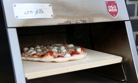 Otto Wilde Grillers Pizzastein