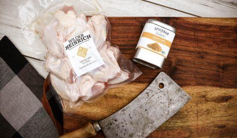 Chicken Wings - Wilder Heinrich