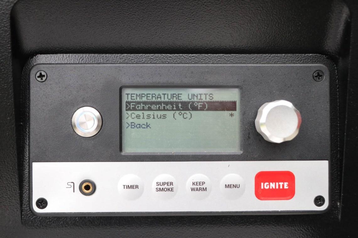 Fahrenheit / Celsius