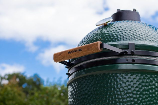 Vorstellung Big Green Egg