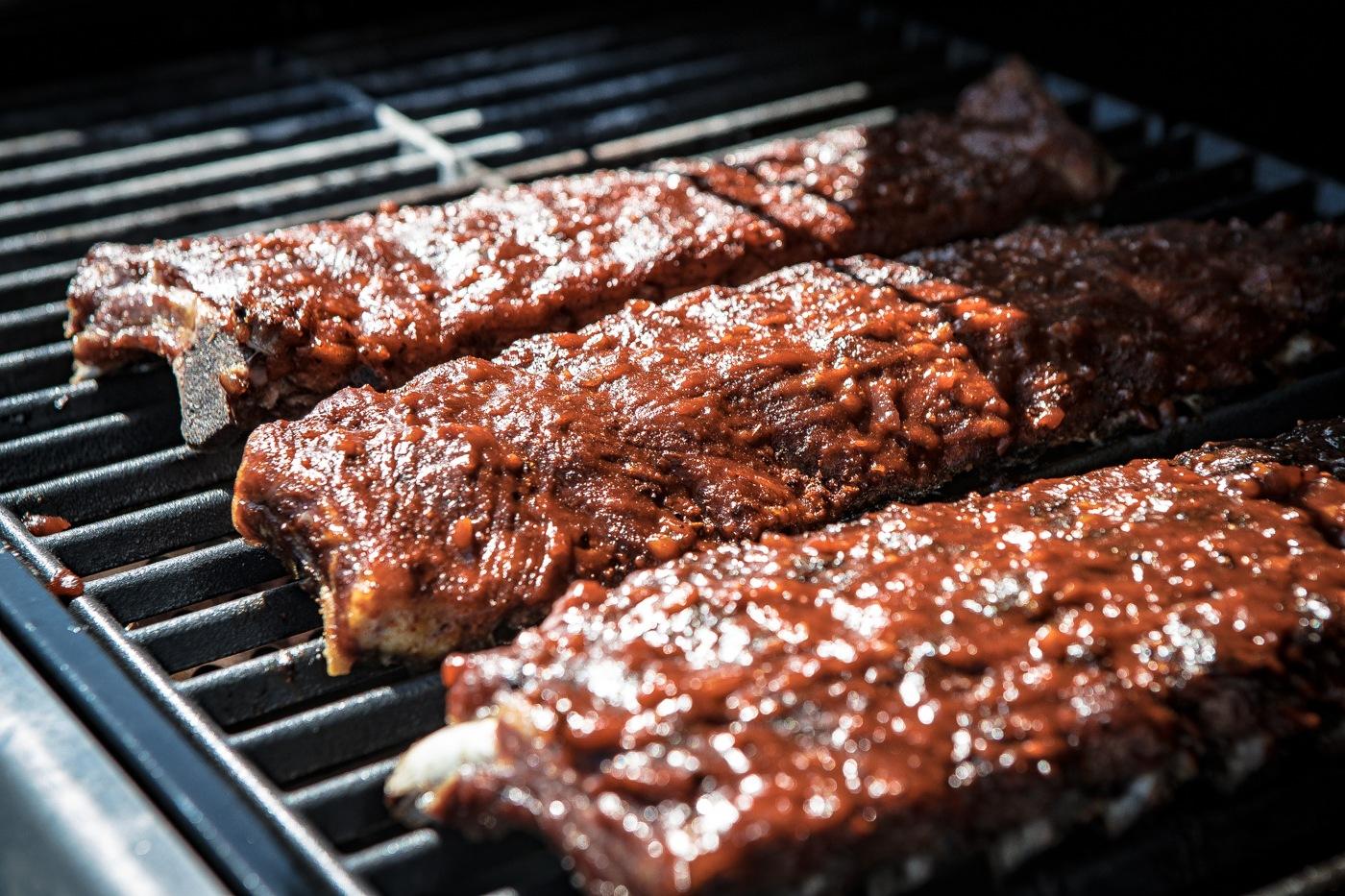 Spareribs Grillen Gasgrill Dauer : 3 2 1 ribs vom gasgrill bbqlicate grill & bbq blog