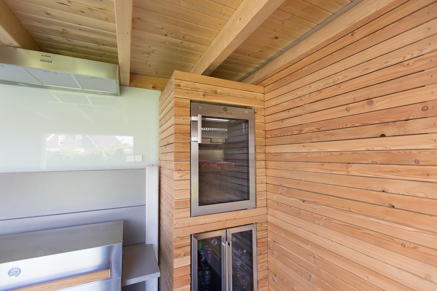 Outdoor Küche Lärche : Outdoorküchen systeme für den außenbereich