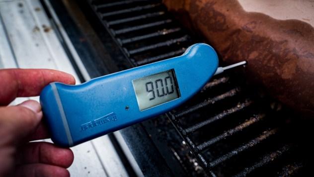 Temperatur ist nicht alles, aber ein guter Indikator!