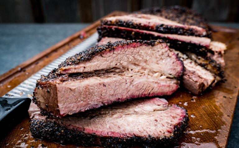 Endlich ist das Beef Brisket Rezept online