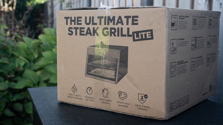 Der ultimative Steak Grill von Otto Wilde