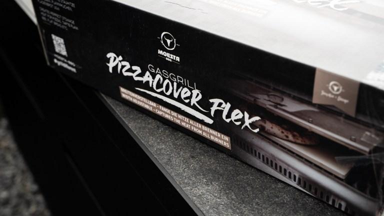 Das neue PizzaCover Flex von Moesta BBQ