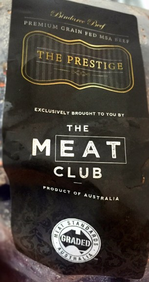 The founders of The Meat Club spent 18 months searching for Australia's finest beef and lamb, and are proud to present, 'The Prestige' beef and 'Mr Lamb', reared on properties in New South Wales and Victoria respectively. The Prestige range of beef is processed at Bindaree Beef, one of Australia's largest, privately owned meat processors. Located in Inverell, northern New South Wales, our stock benefits from the lush, fertile lands of the New England Country side and are finished off on local grain to ensure depth and consistency of flavour.