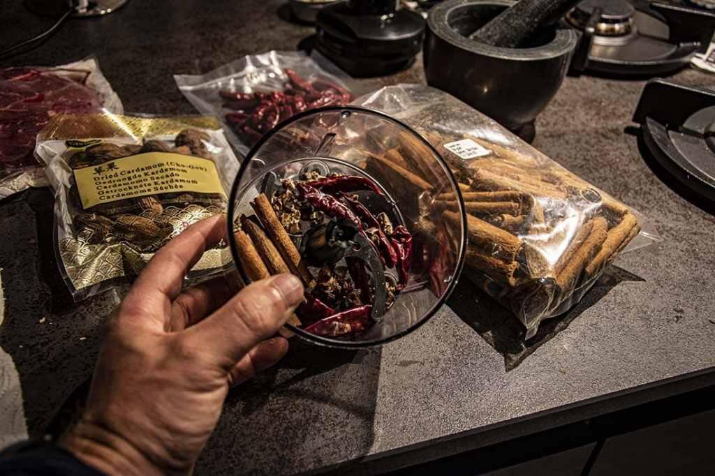 Beef rendang bbq kruiden 4