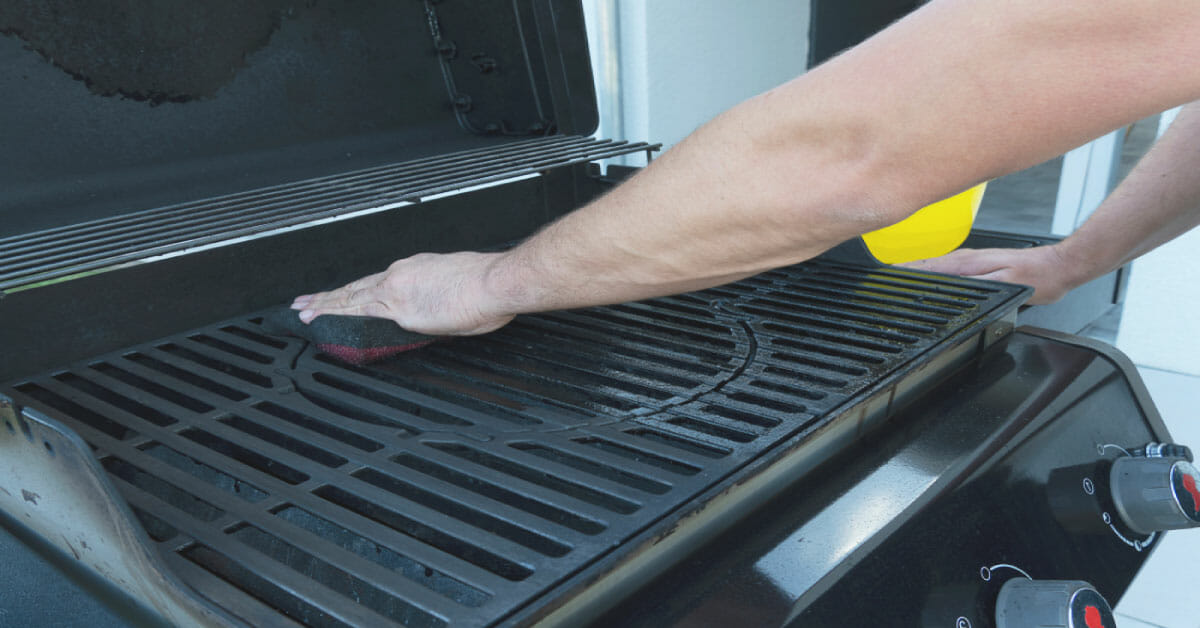 How To Clean a Grill Grate | BBQ Cleaning Guide