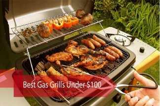 best gas grill under 100