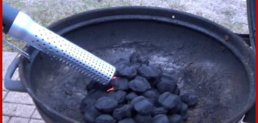 Lighting up the Grill