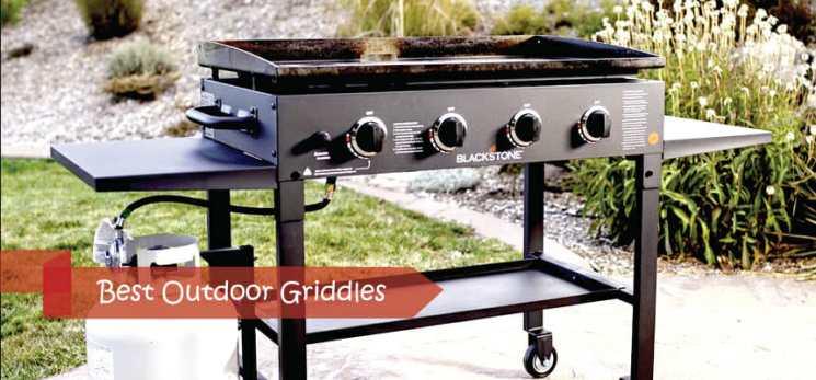 best outdoor griddle