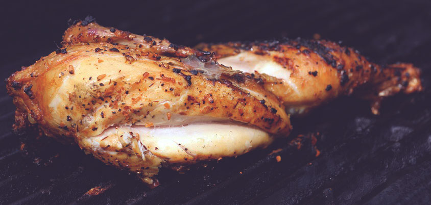 Smoked chicken breast recipe