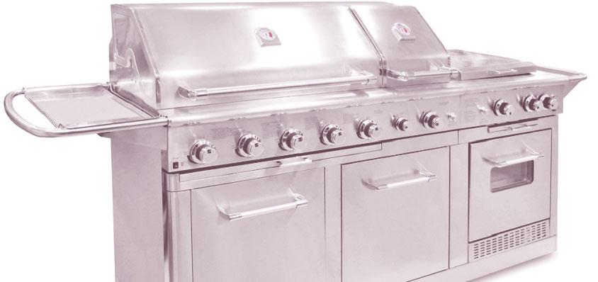 hybrid grills