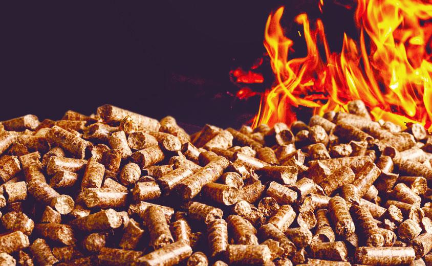 wood pellets for grilling