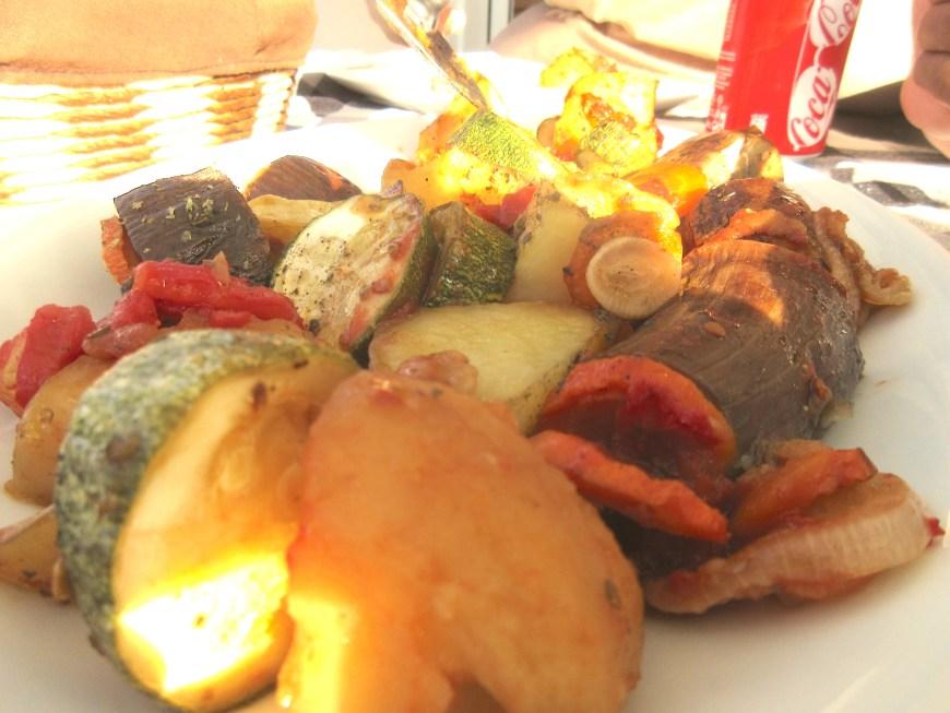 #GreekBBQ #GrilledVegetables #VeganBBQ #VegetarianBBQ