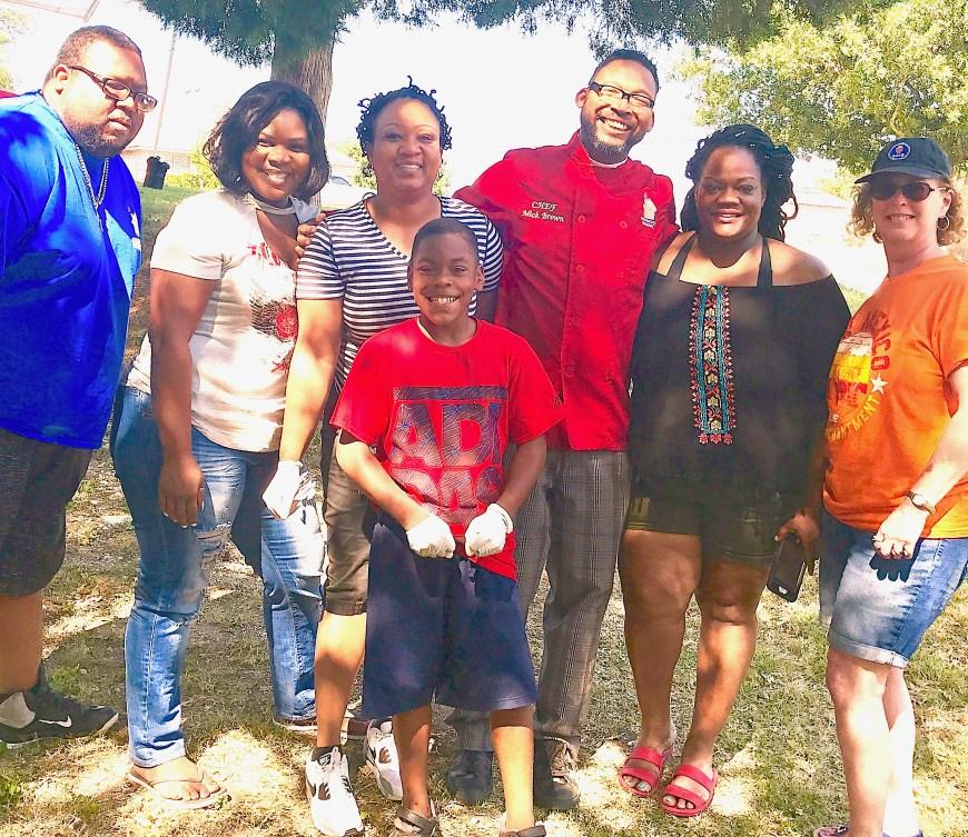 #Volunteer #BBQRESCUES #Foundation #HurricaneHarvey #Benefit #Dallas #CedarHill #Texas