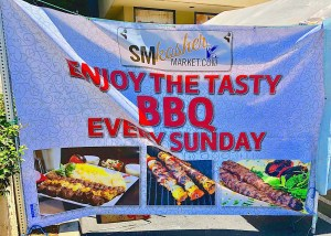 #SantaMonicaKosherMarket #Tasty #BBQ #Sundays
