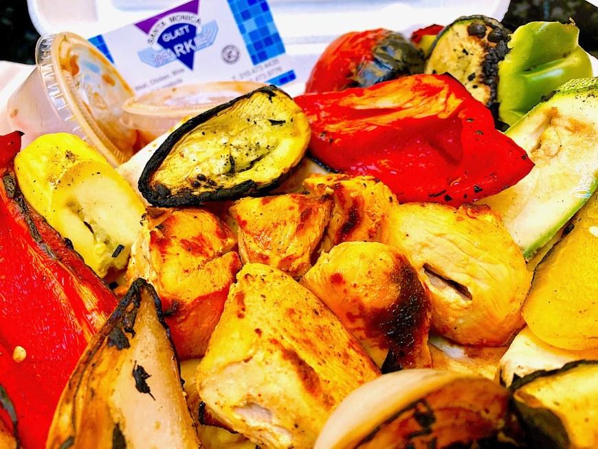 #KosherBBQ #Mesquite #Chicken #GrilledVeggies #SantaMonicaKosherMarket #BBQ #Sundays