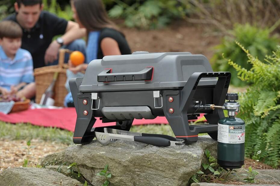 Char Broil Grill2go X200 Portable Tru Infrared Liquid Propane Gas Grill