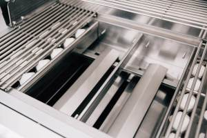 Sizzler Pro Burners and Heat Zone Divider