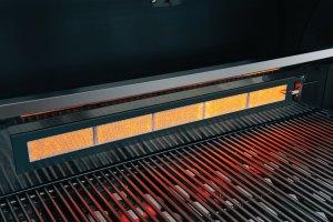 Summerset Sizzler Pro Rear Infrared Burner