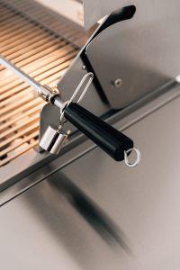 Sizzler Pro Handle Rotisserie