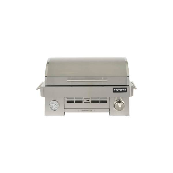 Coyote Outdoor Living Portable Grill Model with Closed Grill Head