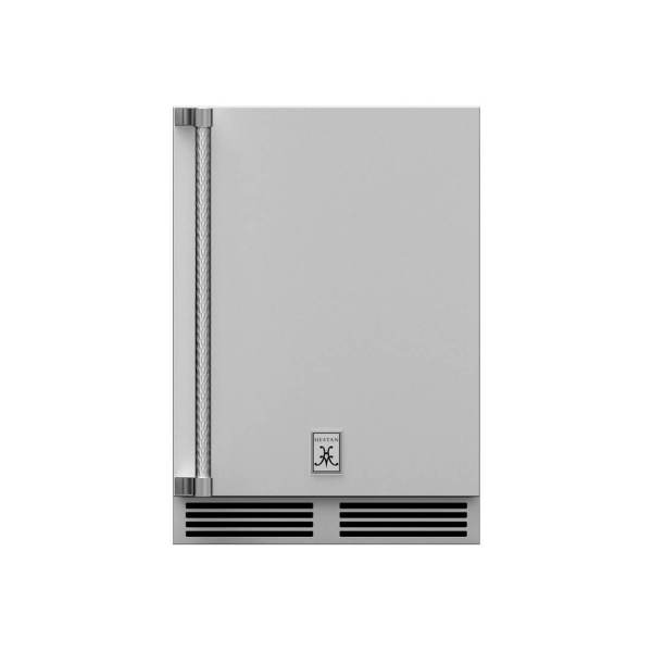 Hestan Outdoor Undercounter Refrigerator GRS24 Series - Steeletto