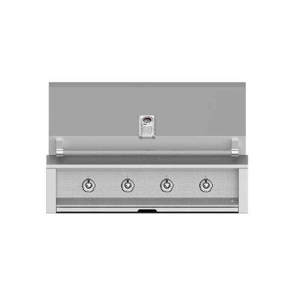 Hestan Outdoor EAB42 Aspire Series 42 Inch Built-in Grill - Steeletto