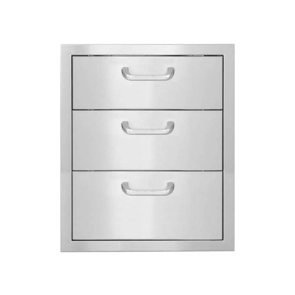 PCM 260 Series 16-Inch Triple Access Drawer