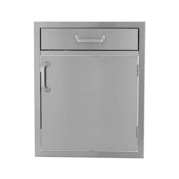 PCM 260 Series 21-Inch Access Door & Drawer Combo
