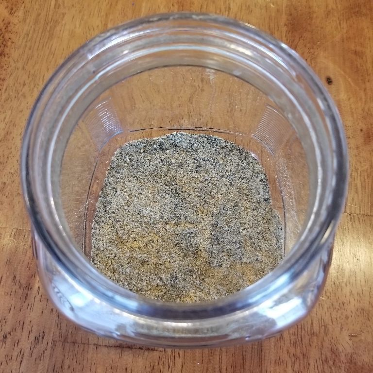 Yeti Yak Rub Recipe