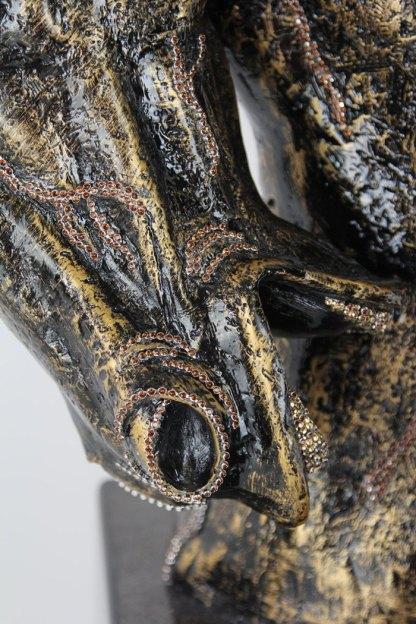 bb Simon Swarovski Crystals Horse-2