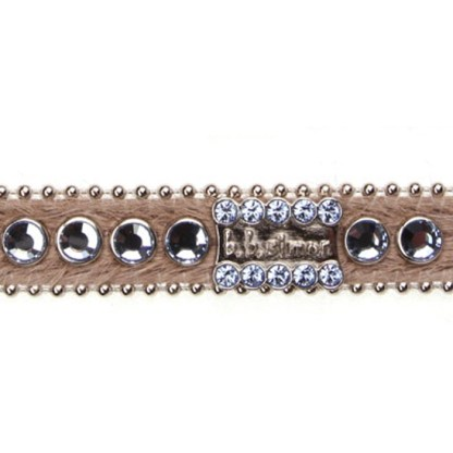 B.B.SIMON DOG Bella Swarovski Rhinestone Dog Cat Pet Collar