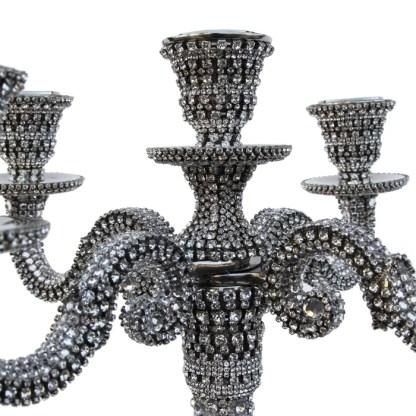 CDH-248 bb Simon Swarovski crystal Candle holder