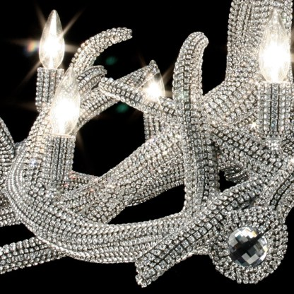 CH-102 bb Simon Swarovski crystal Chandelier