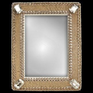 F-104-LT.COLORADO-L bb Simon Swarovski crystal frame