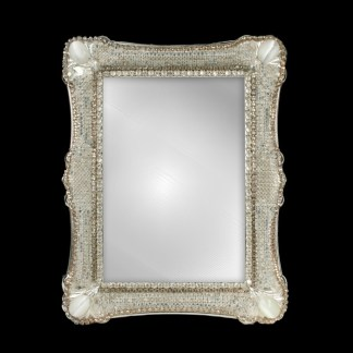 F-127-M bb Simon Swarovski crystal frame