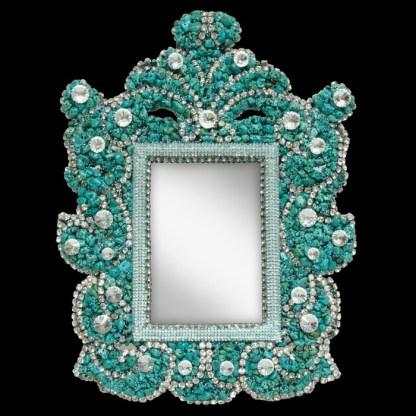 F-149-M bb Simon Swarovski crystal frame