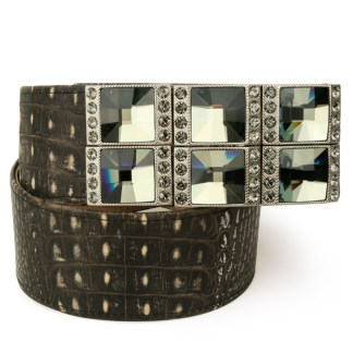 Liberty BLACK DIAMOND B.B.SIMON BELT