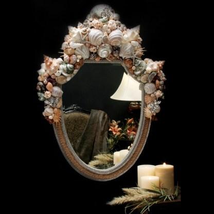 M-301 BB Simon Clear Gold Home Mirrors
