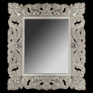 M-504 BB Simon Special Clear Crystal Mirror