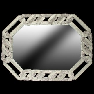 M-505 BB Simon Swarovski Crystal Mirror