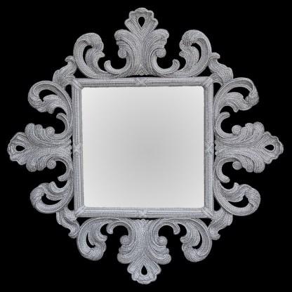 M-518-CLEAR BB Simon Unique Crystal Mirror