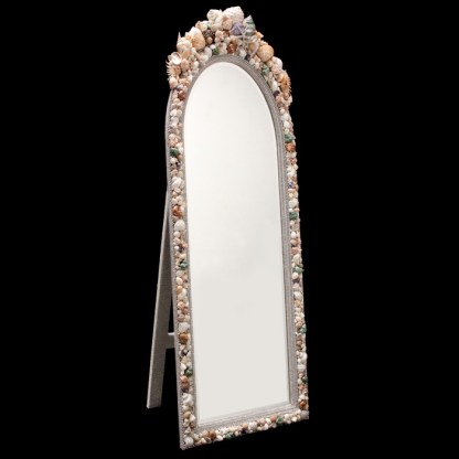 M-537-SH BB Simon Handcrafted Jewel Mirror