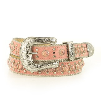 Margie bb Simon Belt USA-9010 P[NK TURQUOIS   S.F