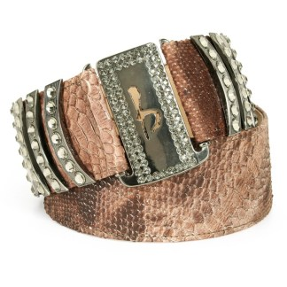 Sadie BLACK DIAMOND B.B.SIMON BELT